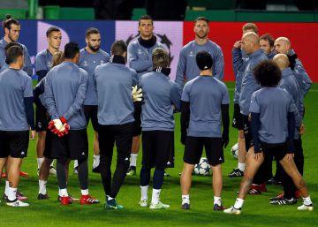 El Madrid, sin margen de error