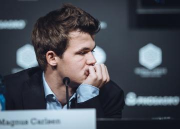 Carlsen arriesga mucho y se estrella ante Kariakin