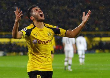 Dortmund y Legia baten el récord de goles en un partido de Champions (8-4)