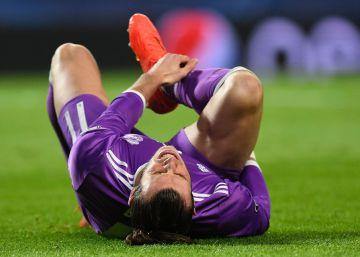 Zidane se queda sin Bale para el clásico y el Mundialito