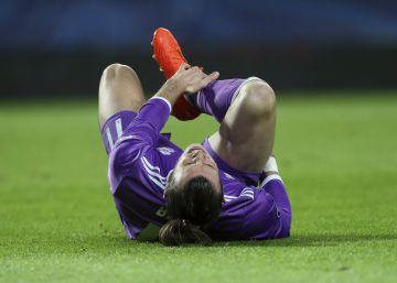 Quirófano para Bale, golpe para Zidane