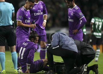 Bale, el 14º en la enfermería