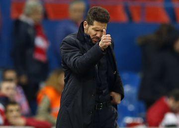 """Simeone: """"La Liga lo es todo para los hinchas y el club"""""""