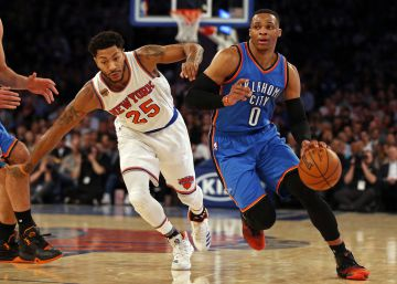 Westbrook maravilla con su octavo triple doble en el Madison