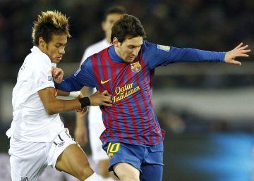 El día que el Barça goleó a Neymar