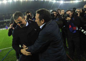 La Real fue el espejo del Barça