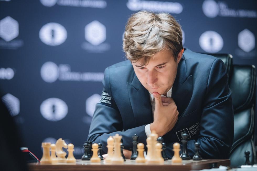 Carlsen pide perdón por forzar el desempate