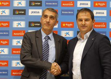 El Espanyol encomienda su proyecto deportivo a Lardín