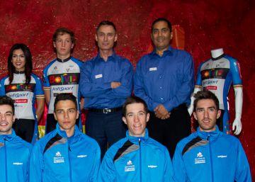 Juan Hortelano, un quijote ciclista en la Bolivia de Evo