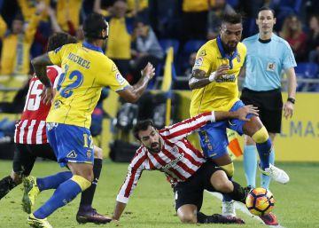 Las Palmas rinde al Athletic