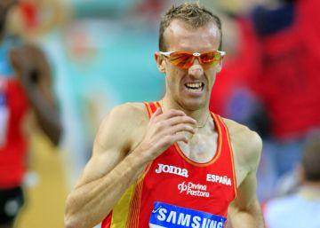 El nuevo atletismo español no quiere a Sergio Sánchez