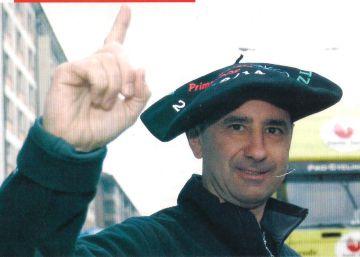 Sabino Angoitia busca equipo ciclista en Twitter