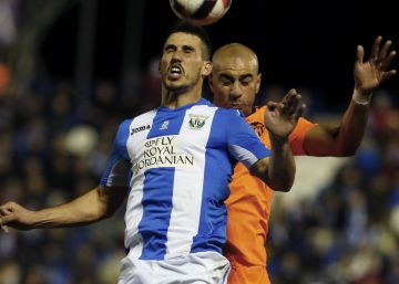 El Valencia puede con un Leganés doliente