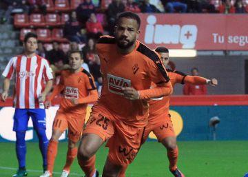 El Eibar se aprovecha de otro mal partido del Sporting