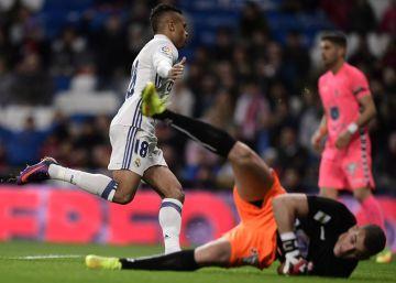 El Madrid golea de nuevo a la Cultural