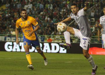Tigres se impone de visita al León (0-1) y da un paso hacia la final