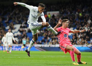 Mariano y el Madrid se divierten