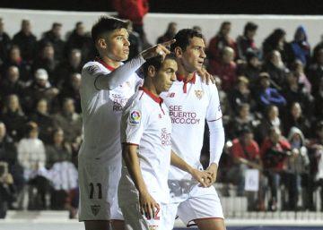 El Sevilla deja todo resuelto en la ida