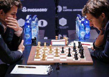 Análisis de las cuatro partidas que han dado la victoria a Carlsen en el Mundial de ajedrez