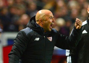 Sampaoli no descarta que el Sevilla gane la Liga