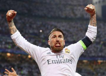 Sergio Ramos enciende las luces