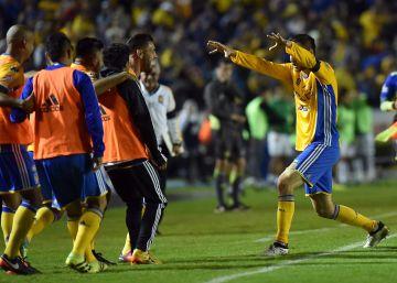 Tigres finiquita al León (2-1) y se clasifica a la final