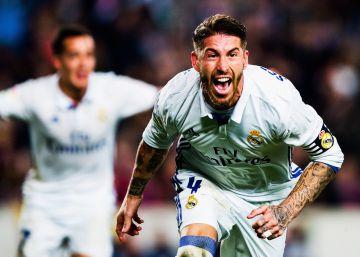 Ramos no se acaba nunca