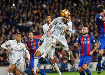 Los cabezazos decisivos de Sergio Ramos con el Real Madrid