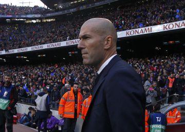 """Zidane: """"Este equipo tiene corazón"""""""