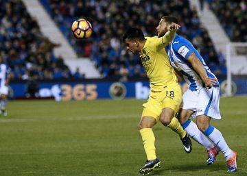 Empate y nada más entre Leganés y Villarreal