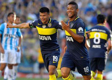 Boca golea a Racing en La Bombonera antes de jugar el Superclásico (4-2)