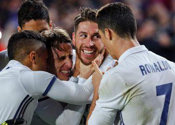El Madrid, un líder sólido y solidario