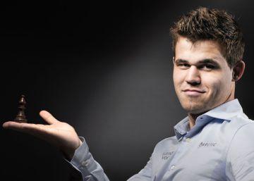 """Carlsen: """"Mi punto más débil es el control de las emociones"""""""
