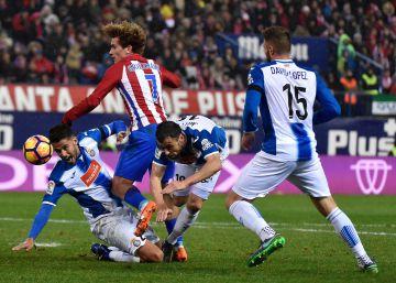 """El Espanyol y la defensa """"casi perfecta"""""""