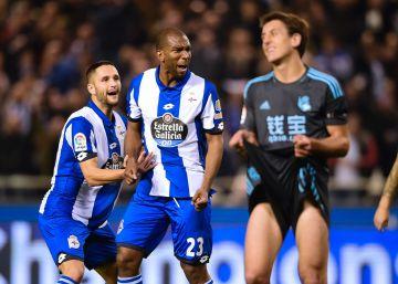 El Deportivo se desparrama y arrolla a la Real Sociedad