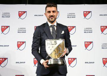 David Villa, el rey de la MLS