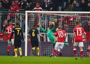 Lewandowski deja el prestigio en Múnich