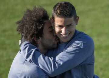 """Zidane: """"¿James? No quiero decir tonterías"""""""