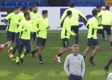 Celta y Villarreal luchan por seguir adelante en la Europa League