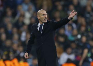"""Zidane: """"No quiero a la Juve en octavos"""""""