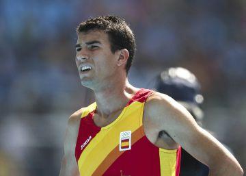 La IAAF prohíbe a Adel Mechaal competir en el Europeo de cross