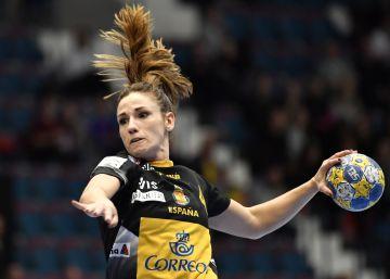 España gana y avanza en el Europeo de balonmano