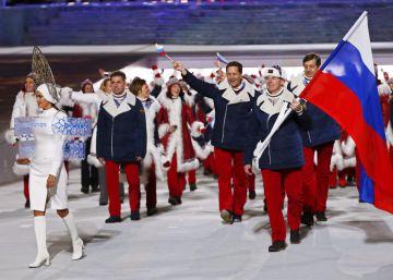 El COI expedienta a 28 atletas rusos de Sochi