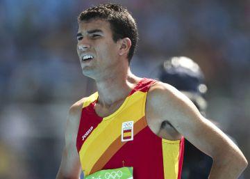 La IAAF levanta la cautelar a Mechaal