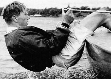 Paul Elvstrøm, leyenda de la vela olímpica