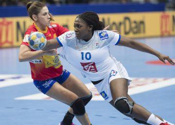 España revive la pesadilla ante Francia en el Europeo de balonmano femenino