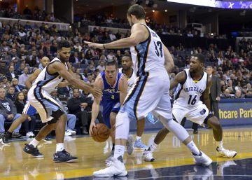 Marc Gasol y los becarios sacuden la NBA