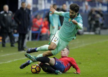 El gran tímido del Barça