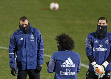 Benzema, más cerca de ir a juicio por el 'caso Valbuena'
