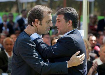 Hasta 11 directivos de Laporta aceptan el pacto del Barça